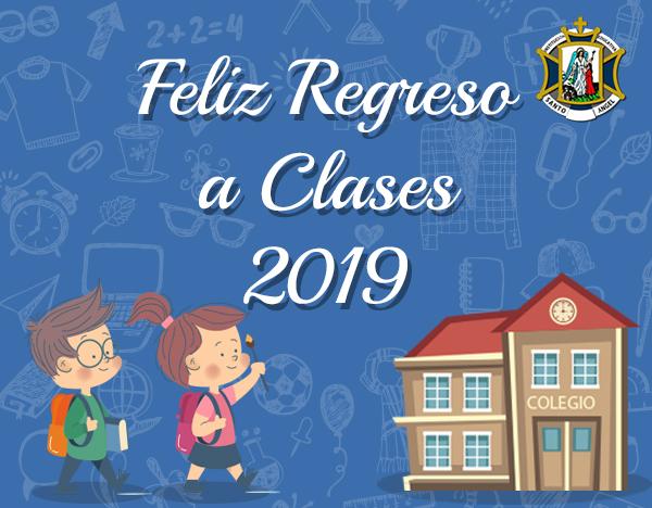 RegresoClases2019-IE-SantoAngel